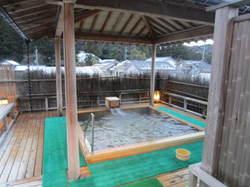富士屋 露天風呂