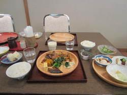 富士屋 朝食
