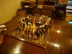 貝掛温泉 料理