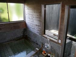 鷹ノ巣館 柊の荘 風呂