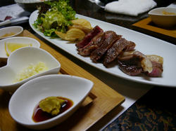鷹ノ巣館 柊の荘 料理