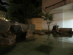 四万グランドホテルの温泉三昧