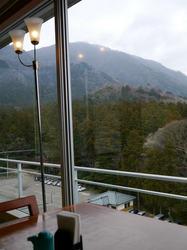 みのや 展望レストランからの景色