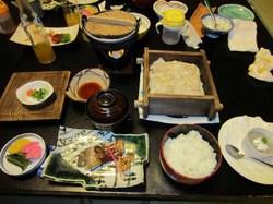 岬館(岬ひとひら)の夕食