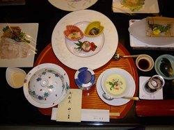 泉慶 夕食